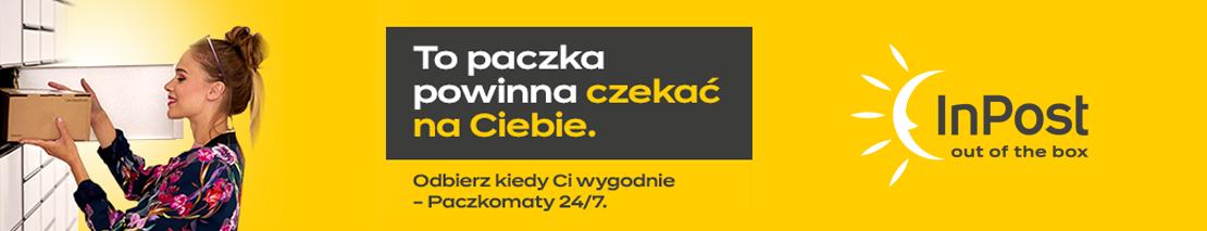 Paczkomaty InPost to system skrytek pocztowych na terenie całej Polski
